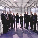 THE ACCIÓ AGENCY, FROM THE CATALAN GOVERNMENT, VISITS THE ALBA SYNCHROTRON
